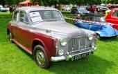 Rover 100 vintage car — Stock Photo