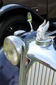 Rover 16 vintage car — Stock Photo