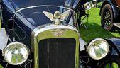 Logo de voiture vintage — Photo