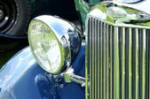Sunbeam vintage car — Foto Stock