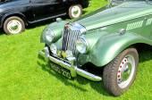 MG vintage car — Stock Photo
