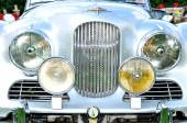 Jowett Jupiter vintage car — Foto Stock