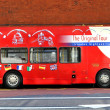 Постер, плакат: London tour bus
