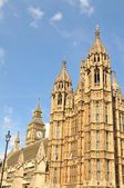 Parliament building in London — Stock Photo