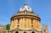 Oxford architecture — Stock Photo