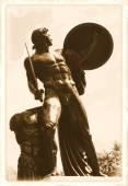 Gladiator — Stock Photo