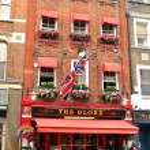 Traditional British pub — Stock Photo #58132569