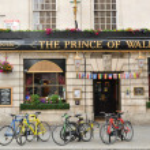 Traditional British pub — Stock Photo #58132671