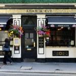 Traditional British pub — Stock Photo #58133729