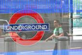 Underground — Zdjęcie stockowe