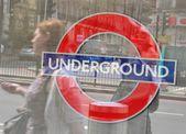 Underground — Foto Stock
