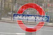Underground — ストック写真