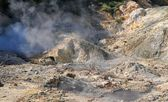 Saint Lucia volcano — Stock Photo