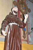 Catholic saint — Stock Photo