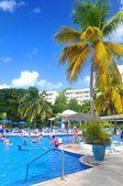Exotiska resort — Stockfoto
