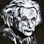 Постер, плакат: Einstein