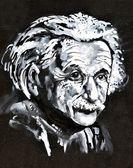 Einstein — Stock Photo