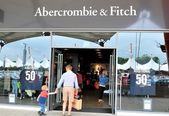 Abercrombie & Fitch — Stock Photo