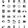 Travel Icons — Stock Vector #69946719