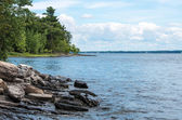 Point Au Roche State Park — Stock Photo