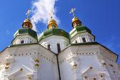 Saint George Cathedral Vydubytsky Monastery Kiev Ukraine — Stock Photo