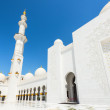 Sheikh Zayed Grand Mosque on October 2, 2014 in Abu Dhabi — Stock Photo #57287485