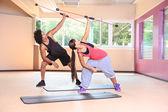 Fitness people — Stock Photo