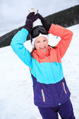 Snowboarden — Stockfoto