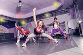 El poder de la danza — Foto de Stock
