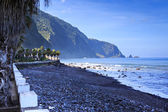 The north coast of Madeira — Stock Photo