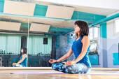 Pilates and yoga — Foto de Stock