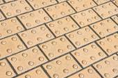 Paving slabs — Stock Photo