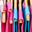 Colorful tops — Stock Photo #61720771