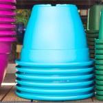 ������, ������: Plastic pots