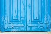 Old window shutters — Stock Photo