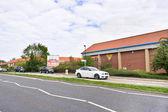 Bury St Edmunds Retail Park — Stock Photo