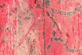 Red metal — ストック写真