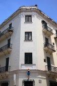Old cuban building — Stock Photo