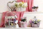 Floral decoration — Stock Photo