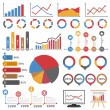 Graphs and Diagrams — Stock Vector #69239423