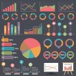 Business Infographic Elements — Stock Vector #72745677