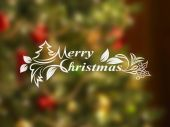 Christmas label — Foto de Stock