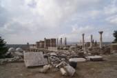 Ancient church in Ephesus — Zdjęcie stockowe