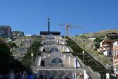 Yerevan cascade — Stock Photo