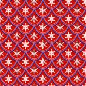 Christmas abstract vector illustration background — Stock Vector