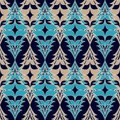 Arbres de noël. abstract vector illustration d'arrière-plan de noël — Vecteur