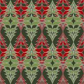 Vánoční stromky. abstraktní vektorová ilustrace vánoční pozadí — Stock vektor