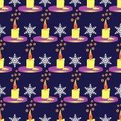 Christmas abstract vector illustration background — Cтоковый вектор