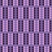 菱形图案抽象向量插图 — 图库矢量图片