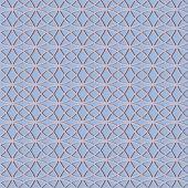 Vector illustration of abstract decorative lattice — Stock Vector